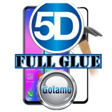 Apsauga ekranui gaubtas grūdintas stiklas Huawei P Smart (2019) mobiliesiems telefonams juodos spalvos Vilnius | Šiauliai | Telšiai