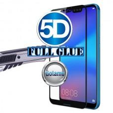 Apsauga ekranui gaubtas grūdintas stiklas Huawei P20 Lite mobiliesiems telefonams juodos spalvos Šiauliai | Palanga | Šiauliai