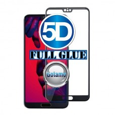 Apsauga ekranui gaubtas grūdintas stiklas Huawei P20 Pro mobiliesiems telefonams juodos spalvos Palanga | Plungė | Plungė