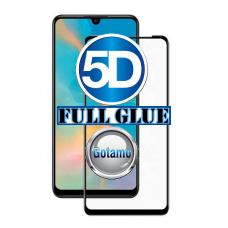 Apsauga ekranui gaubtas grūdintas stiklas Huawei P30 mobiliesiems telefonams juodos spalvos 5D pilnas padengimas klijais Telšiai | Vilnius | Telšiai