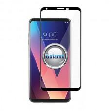 Apsauga ekranui gaubtas grūdintas stiklas LG V30 mobiliesiems telefonams juodos spalvos Telšiai | Kaunas | Plungė