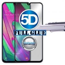 Apsauga ekranui gaubtas grūdintas stiklas Samsung Galaxy A40 mobiliesiems telefonams juodos spalvos Klaipėda | Palanga | Palanga