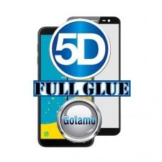 Apsauga ekranui gaubtas grūdintas stiklas Samsung Galaxy J4+ (2018) mobiliesiems telefonams juodos spalvos Palanga | Klaipėda | Vilnius