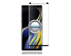 Apsauga ekranui gaubtas grūdintas stiklas Samsung Galaxy Note 9 mobiliesiems telefonams juodos spalvos