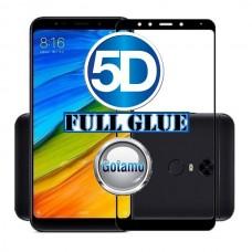Apsauga ekranui gaubtas grūdintas stiklas Xiaomi Redmi 5 mobiliesiems telefonams juodos spalvos Palanga | Šiauliai | Plungė