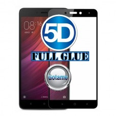 Apsauga ekranui gaubtas grūdintas stiklas Xiaomi Redmi Note 5A mobiliesiems telefonams juodos spalvos Palanga | Palanga | Šiauliai