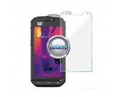 Apsauga ekranui grūdintas stiklas CAT S60 mobiliesiems telefonams