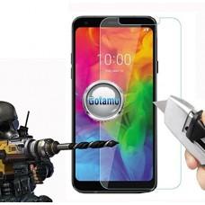 Apsauga ekranui grūdintas stiklas LG Q7 mobiliesiems telefonams