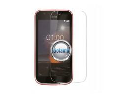 Apsauga ekranui grūdintas stiklas Nokia 1 (2018) mobiliesiems telefonams