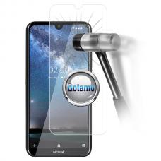 Apsauga ekranui grūdintas stiklas Nokia 2.2 mobiliesiems telefonams
