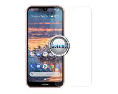 Apsauga ekranui grūdintas stiklas Nokia 4.2 mobiliesiems telefonams