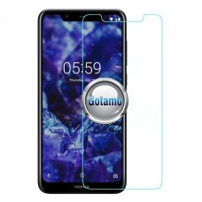 Apsauga ekranui grūdintas stiklas Nokia 5.1 Plus mobiliesiems telefonams
