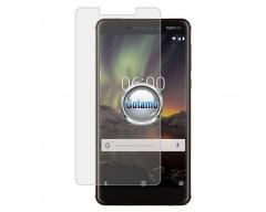 Apsauga ekranui grūdintas stiklas Nokia 6.1 Nokia 6 (2018) mobiliesiems telefonams