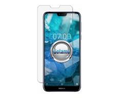 Apsauga ekranui grūdintas stiklas Nokia 7.1 mobiliesiems telefonams