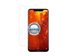 Apsauga ekranui grūdintas stiklas Nokia 8.1 mobiliesiems telefonams