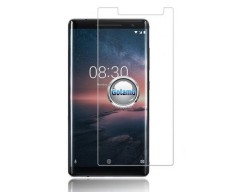 Apsauga ekranui grūdintas stiklas Nokia 8 Sirocco mobiliesiems telefonams