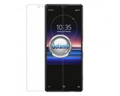 Apsauga ekranui grūdintas stiklas Sony Xperia 1 Sony Xperia XZ4 mobiliesiems telefonams
