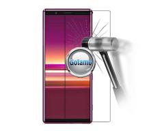 Apsauga ekranui grūdintas stiklas Sony Xperia 5 mobiliesiems telefonams