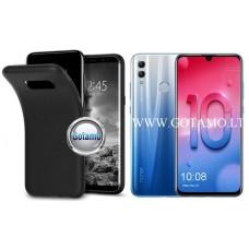 B-matte dėklas nugarėlė Huawei Honor 10 Lite mobiliesiems telefonams juodos spalvos Šiauliai | Telšiai | Plungė