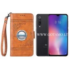 Corinth dėklas Xiaomi Mi 9 SE mobiliesiems telefonams oranžinės spalvos Vilnius | Palanga | Plungė