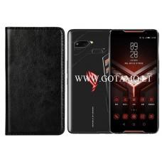 Diary Mate dėklas Asus ROG Phone mobiliesiems telefonams juodos spalvos Vilnius | Plungė | Šiauliai