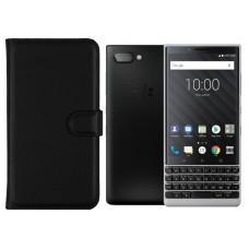 Diary Mate dėklas BlackBerry KEY2 mobiliesiems telefonams juodos spalvos Šiauliai | Vilnius | Kaunas
