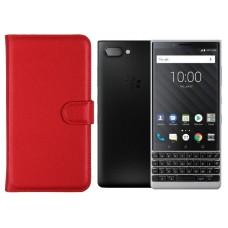 Diary Mate dėklas BlackBerry KEY2 mobiliesiems telefonams raudonos spalvos Telšiai | Šiauliai | Kaunas