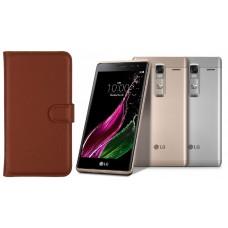 Diary Mate dėklas LG Zero mobiliesiems telefonams rudos spalvos Kaunas | Vilnius | Palanga