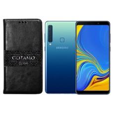 Gotamo D-gravity natūralios odos dėklas Samsung Galaxy A9 (2018) mobiliesiems telefonams juodos spalvos Plungė | Vilnius | Plungė