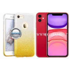 iLLuminaTe silikoninis dėklas nugarėlė Apple iPhone 11 telefonams aukso spalvos Šiauliai | Šiauliai | Vilnius
