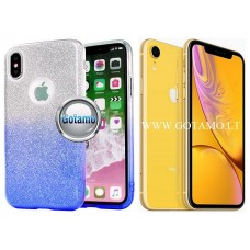 iLLuminaTe silikoninis dėklas nugarėlė Apple iPhone XR telefonams žydros spalvos Telšiai | Telšiai | Kaunas