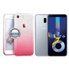iLLuminaTe silikoninis dėklas nugarėlė Samsung Galaxy J6+ (2018) telefonams rožinės spalvos Vilnius | Kaunas | Klaipėda