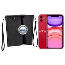 Manager dėklas Apple iPhone 11 mobiliesiems telefonams juodos spalvos Šiauliai | Plungė | Palanga