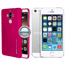 Mercury i-Jelly dėklas nugarėlė Apple iPhone 5 5s SE telefonui metalic tamsiai rožinės spalvos Plungė | Klaipėda | Klaipėda
