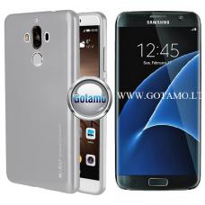 Mercury i-Jelly dėklas nugarėlė Samsung Galaxy S7 telefonui metalic sidabro spalvos Telšiai   Plungė   Plungė