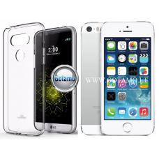 Mercury Jelly dėklas nugarėlė Apple iPhone 5 5s SE telefonui skaidrus Šiauliai | Plungė | Klaipėda