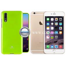 Mercury Jelly dėklas nugarėlė Apple iPhone 6 Plus 6s Plus telefonui salotinės spalvos Klaipėda | Palanga | Plungė