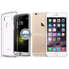 Mercury Jelly dėklas nugarėlė Apple iPhone 6 Plus 6s Plus telefonui skaidrus Kaunas | Palanga | Plungė