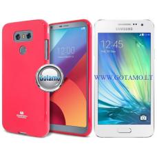 Mercury Jelly dėklas nugarėlė Samsung Galaxy A3 telefonui tamsiai rožinės spalvos Palanga | Telšiai | Kaunas