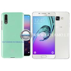 Mercury Jelly dėklas nugarėlė Samsung Galaxy A5 (2016) telefonui mėtinės spalvos Kaunas | Vilnius | Vilnius