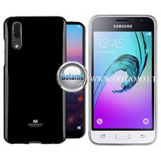Mercury Jelly dėklas nugarėlė Samsung Galaxy J1 (2016) telefonui juodos spalvos Telšiai | Telšiai | Palanga