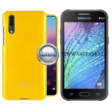 Mercury Jelly dėklas nugarėlė Samsung Galaxy J1 telefonui geltonos spalvos Palanga | Telšiai | Telšiai