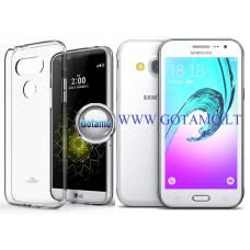 Mercury Jelly dėklas nugarėlė Samsung Galaxy J3 (2016) telefonui skaidrus