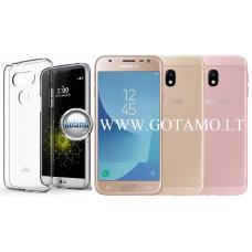 Mercury Jelly dėklas nugarėlė Samsung Galaxy J3 (2017) telefonui skaidrus Telšiai | Kaunas | Palanga