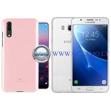 Mercury Jelly dėklas nugarėlė Samsung Galaxy J5 (2016) telefonui rožinės spalvos Palanga | Telšiai | Kaunas