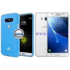 Mercury Jelly dėklas nugarėlė Samsung Galaxy J5 (2016) telefonui žydros spalvos Kaunas | Plungė | Klaipėda