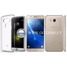 Mercury Jelly dėklas nugarėlė Samsung Galaxy J7 (2016) telefonui skaidrus Plungė | Telšiai | Kaunas