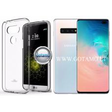 Mercury Jelly dėklas nugarėlė Samsung Galaxy S10 Plus telefonui skaidrus Klaipėda | Klaipėda | Kaunas