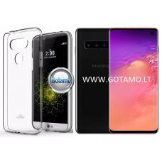 Mercury Jelly dėklas nugarėlė Samsung Galaxy S10 telefonui skaidrus Šiauliai | Telšiai | Kaunas