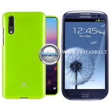 Mercury Jelly dėklas nugarėlė Samsung Galaxy S3 S3 Neo telefonui salotinės spalvos Plungė | Vilnius | Šiauliai